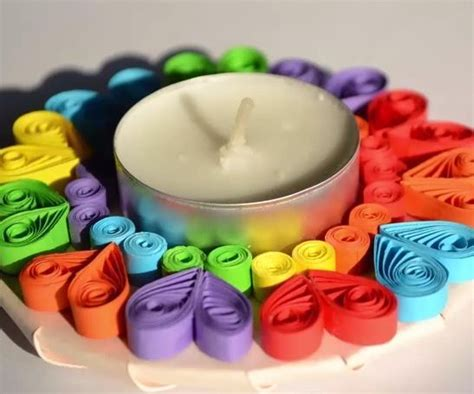 quilling tutorial for beginners step by step quilling holder