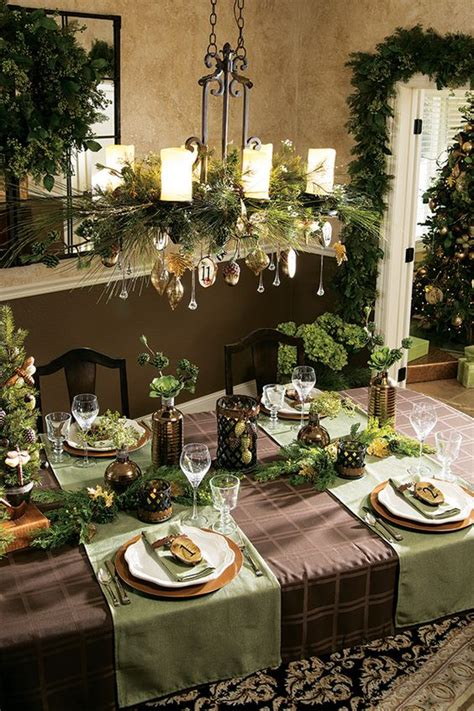 elegant table settings and different things to use to definitely an elegant christmas table setting table