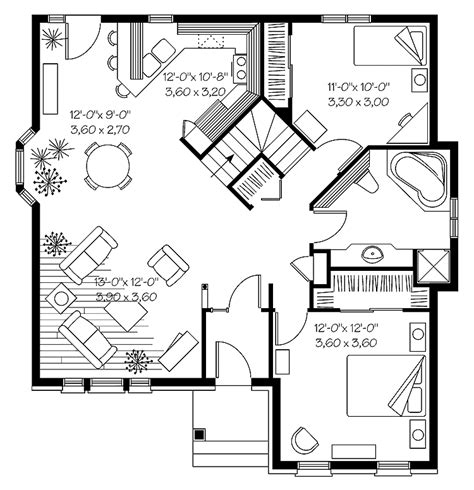 Floor Plans For Small Homes by How To Develop The Right Floor Plan For Small House Small