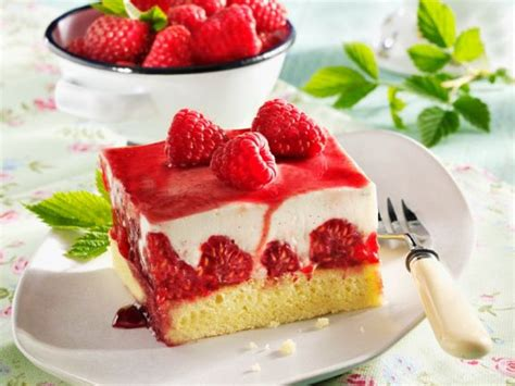 himbeer joghurt kuchen himbeer joghurt kuchen rezept eat smarter