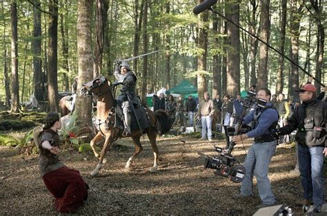 narnia film location prince caspian images from filming the chronicles of narnia prince