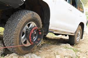 Recovery Truck Parts And Accessories The Bush Winch It Can Always Help Your Car Get Out Of