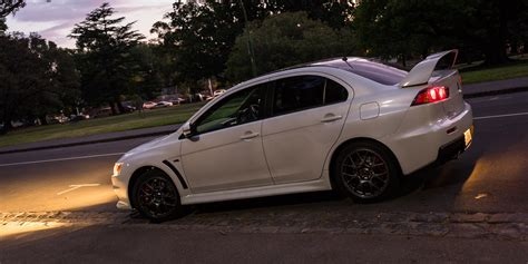 mitsubishi evo 2016 2016 mitsubishi lancer evolution x review edition