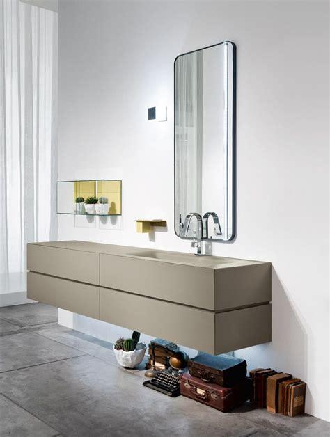 mobili bagno colorati mobili bagno colorati dal contrasto ricercato di