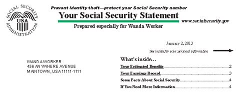 Award Letter For Survivors Benefits 5 Key Social Security Principles Everyone Should By Aegis Financial Advisory Fee Only