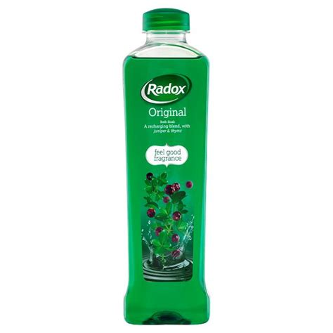 Spa Shower Gel Original radox herbal bath original emersons