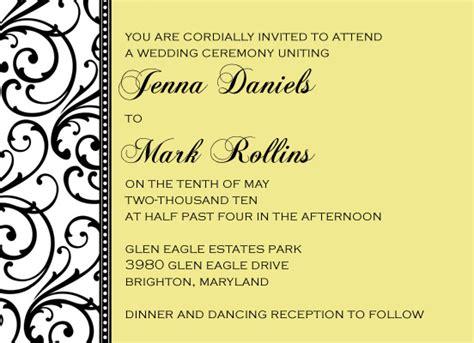modern wedding invite wording uk modern wedding invitation wording exles cuatro de