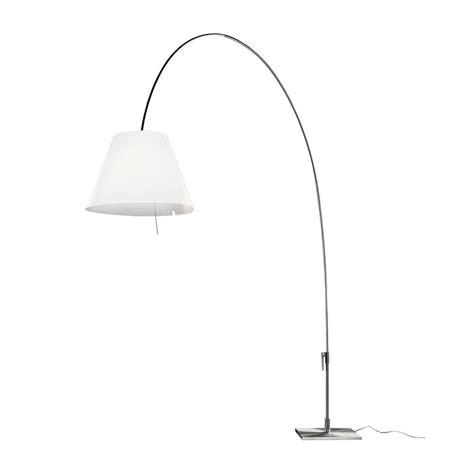 lada costanza luceplan luceplan costanza vloerl met dimmer aluminium