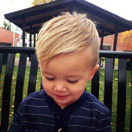 two year old hair styles for boys the 25 best ideas about toddler boys haircuts on
