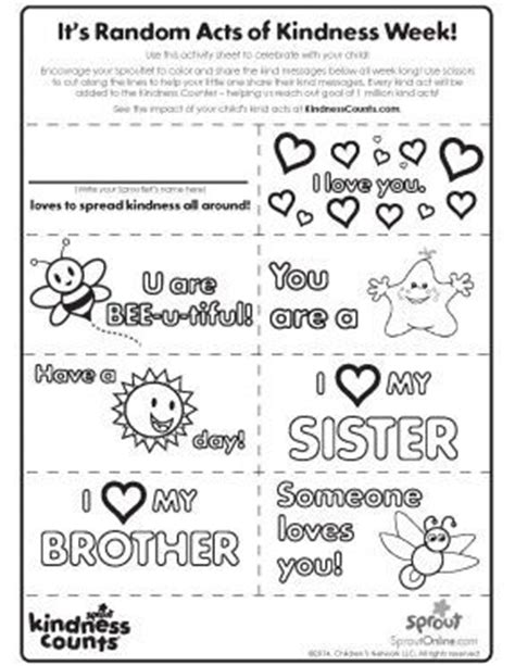 coloring pages acts of kindness 82 best images about kids coloring pages on pinterest