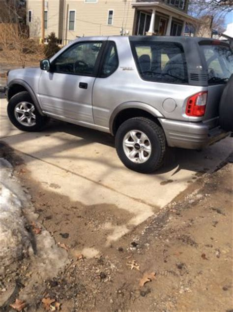 2002 Isuzu Rodeo 2 Door by Find Used 2002 Isuzu Rodeo Sport S Sport Utility 2 Door 2