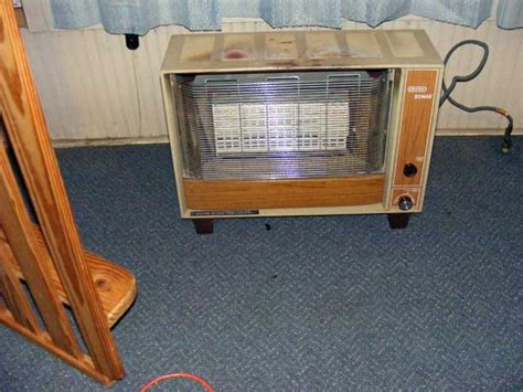 Sunroom Heater temporary heat the