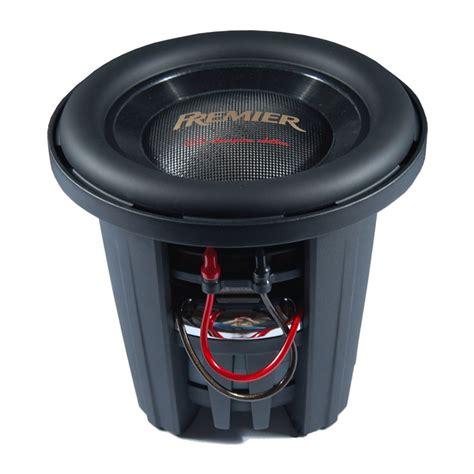 Speaker Subwoofer Spl pioneer premier ts w5102spl 649 00