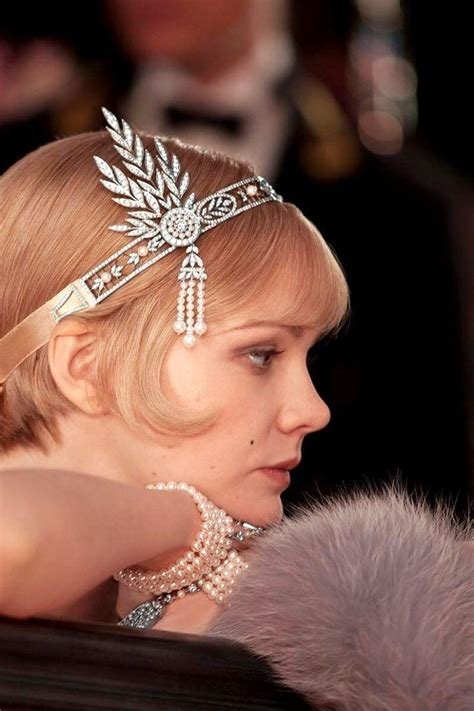 theme of belonging in the great gatsby great gatsby headpiece by tiffany and co 2057622 weddbook