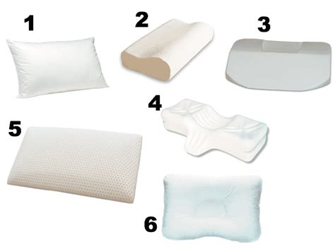 Pillow Type For Side Sleeper by Best Pillows For Neck The Complete Guides