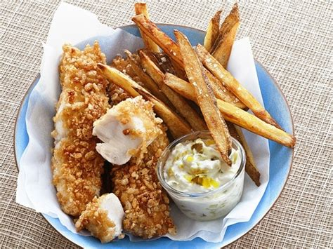 how to make boat n net tartar sauce baked fish and chips fish sea food pinterest