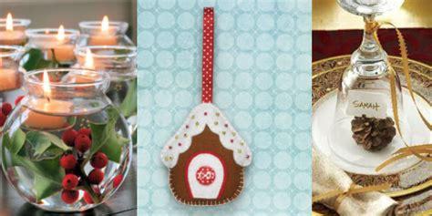 come decorare la tavola di natale fai da te 7 idee fai da te per decorare la tavola di natale roba
