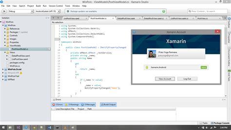 membuat aplikasi ios dengan windows cara daftar xamarin student untuk membuat aplikasi windows