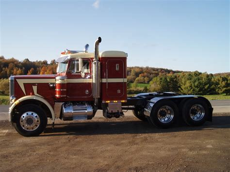 peterbilt   truck  bigmacktruckscom