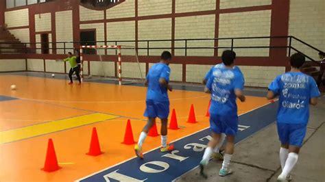videos de entrenamientos de futbol sala entrenamiento combinado futbol sala youtube