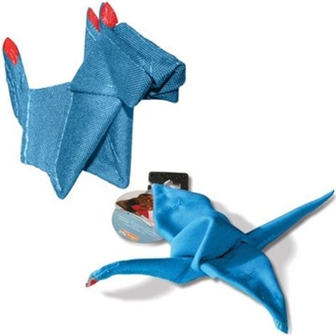 Origami Crane For Dummies - origami toys that clean your s what s