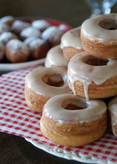 zutaten für kuchen cronuts fritierte croissants usa kulinarisch
