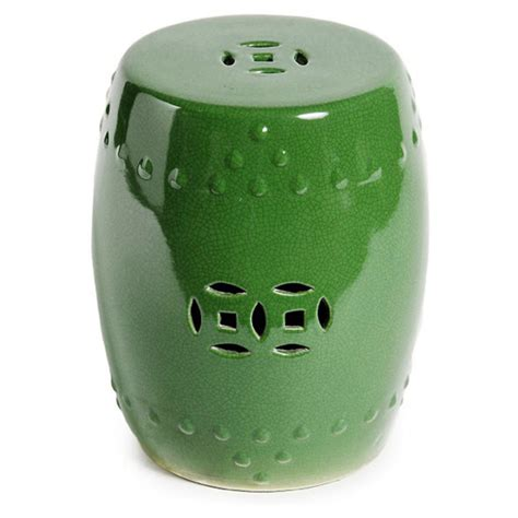 Green Stool by Green Garden Stools Green Garden Stool Green Stool