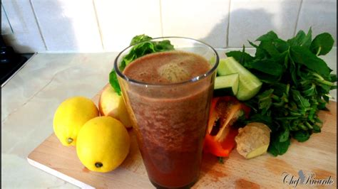 how to make a healthy smoothie at home jamaican