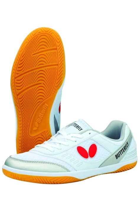 butterfly lezoline zero table tennis shoes footwear from