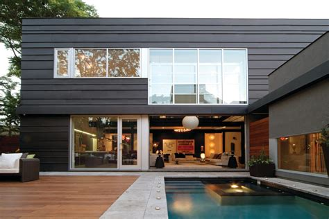 Fiber Cement Siding Pros And Cons Remarkable Black Siding Houses Images Best Idea Home