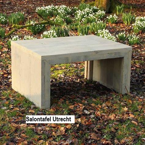 Oude Steigerhouten Salontafel by Steigerhouten Salontafel Model Utrecht Gemaakt Van Oude