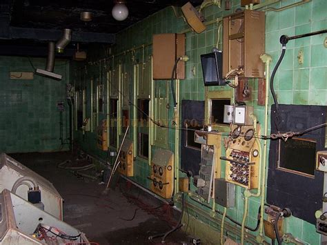 Projection Room by A Tour Of The Gaumont State Theatre Kilburn Friday 10th