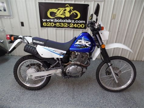 Suzuki Dr 200 For Sale by 2001 Suzuki Dr200 Motorcycles For Sale