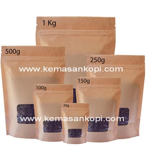 kraft paper stand up pouch jpw packaging