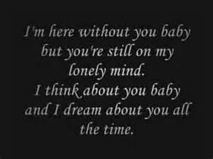 here without you lyrics 3 doors