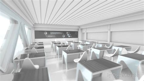 Conference Room Designs by Futuristic Classroom Environment Modeling Project Youtube