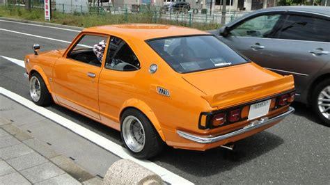 72 Toyota Corolla Spotted A Toyota Corolla Te27 Trueno Quot Mango Quot