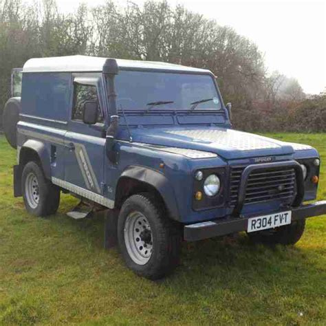 land rover tdi land rover defender tdi 90 300 car for sale