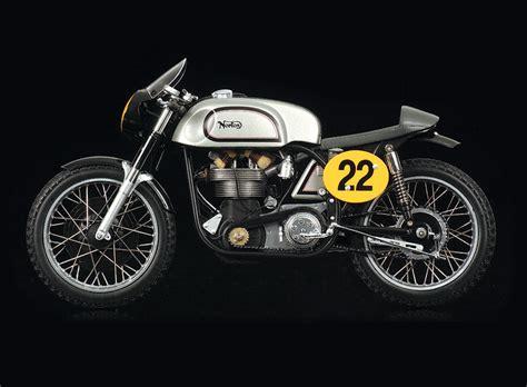 Motorrad Shop Offenbach by Norton Manx