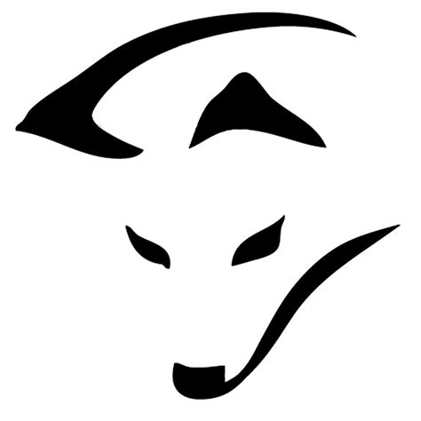 fox vector tattoo artistic pinterest