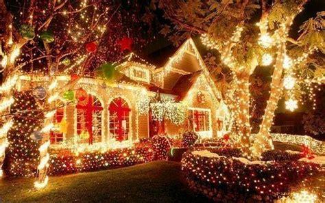 imagenes de navidad usa decoraci 243 n navide 241 a al exterior de las casas directa
