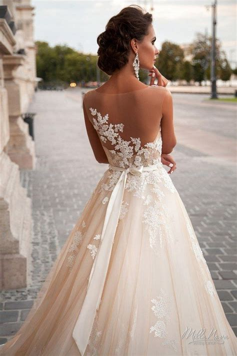 Wedding Dress With Lace by 50 Beautiful Lace Wedding Dresses To Die For Lace