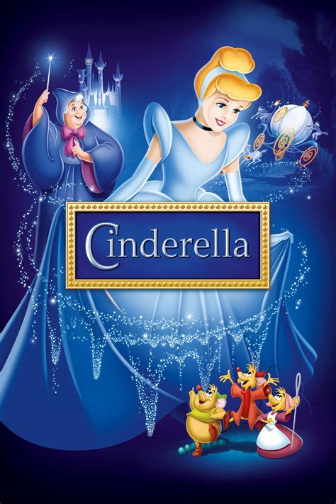 film about cinderella cinderella 1950 posters the movie database tmdb