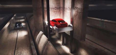 elon musk underground transport elon musk s boring company video envisions underground la