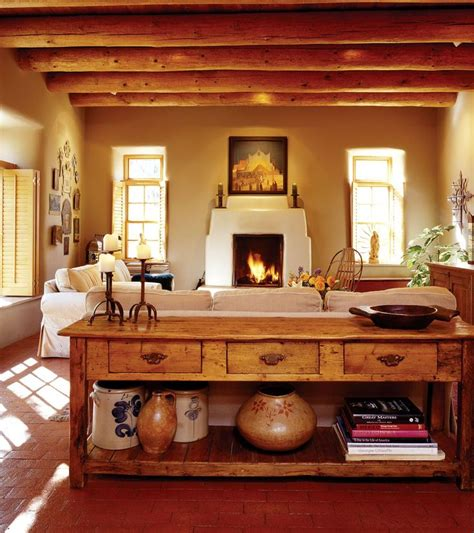 New Mexico Home Decor by 25 Best Ideas About Santa Fe Home On