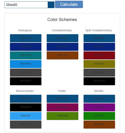 online color scheme generator 9 best online color scheme palette generator tools to
