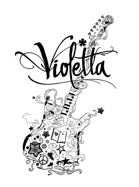 nat love coloring pages 32 best images about violetta on pinterest logos other