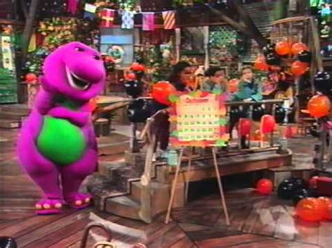youtube barney and friends halloween party barney s part 1