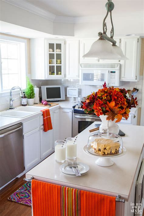 How To Decorate With A by Finding Fall Home Decorating Tour In Own Style
