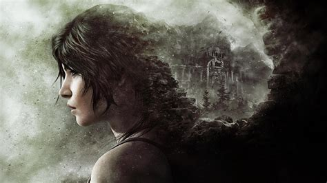 rise of the tomb rise of the tomb raider wallpapers hd download